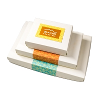 Mother's Day Gift Box Tower </br> 6PK Truffle Box </br> 12PK Artisan Truffle Box </br> 24PK Signature Collection Truffles </br></br>