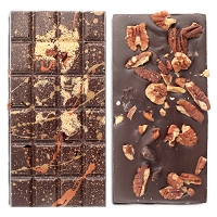 Artisan Bar - Pecan & Brown Sugar Dark Chocolate *VEGAN*