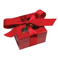 8 Piece Signature - Holiday Collection </br> (Red Window Box with Ribbon)