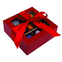 18 Piece Signature - Holiday Collection </br> (Red Window Box with Ribbon)
