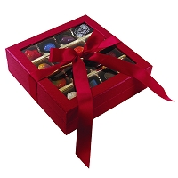 32 Piece Signature - Holiday Collection </br> (Red Window Box with Ribbon)
